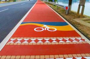 彩色路面颜料如何选择