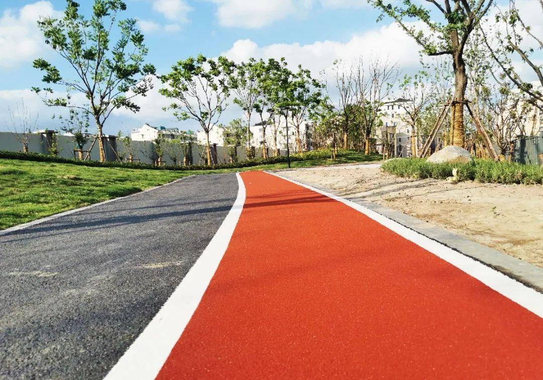 不同用途的彩色防滑路面各有哪些特点呢?